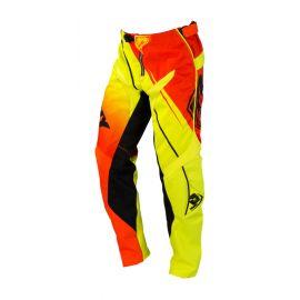 Pantalon Cross KENNY TRACK 2016 Jaune
