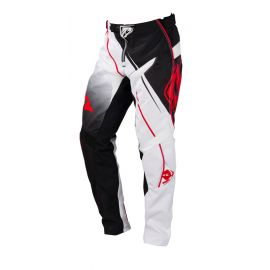 Pantalon Cross KENNY TRACK 2016 Noir Rouge